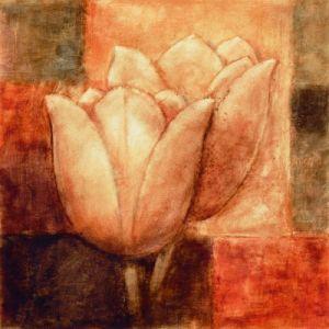 Floral Deco VI by Hervé Libaud