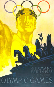 Olympic Games 1936 by Wurbel
