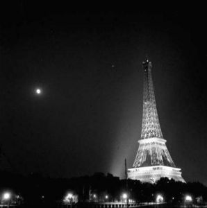 Eiffel Tower in Paris, France - Jun 1965 by Mirrorpix