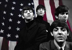 The Beatles - April 1964 by Mirrorpix