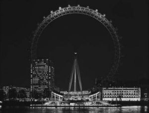 London Eye by Mirrorpix