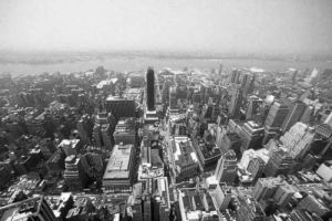 New York Aerial View by Mirrorpix
