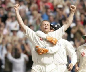 The Ashes 2005 - 2 by Mirrorpix