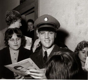 Elvis Presley, 1962 Germany by Mirrorpix