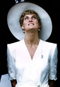 Diana, Princess of Wales by Mirrorpix