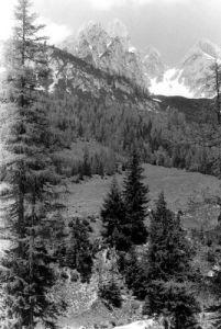 Bischofsmutze Peaks by Mirrorpix