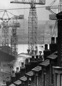 Industry Cammell Laird Shipyard by Mirrorpix