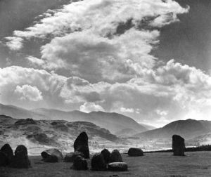 Castlerigg Stone Circle near Keswick by Mirrorpix