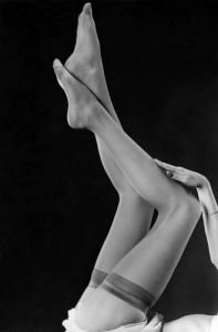 Stockings: Hold-ups, 1977 by Mirrorpix