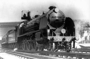 c.1950 English Railways by Mirrorpix