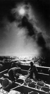 North Sea Fishermen by Mirrorpix