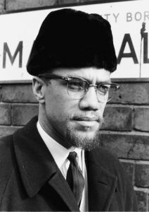 Malcolm X by Mirrorpix