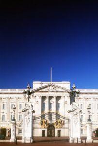Buckingham Palace in London by Mirrorpix