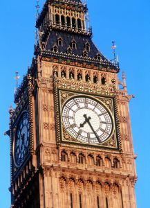 Big Ben, London by Mirrorpix