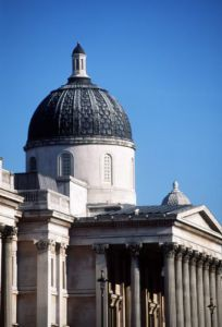 The National Gallery, London by Mirrorpix