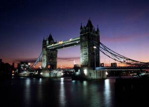 Tower Bridge London by Mirrorpix