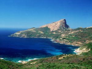 Capu Rossu Corsica by Mirrorpix