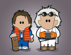 Great Scott by Weenicons