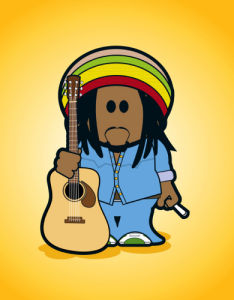 Natty Dread by Weenicons