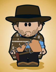 A Fistful of Dollars by Weenicons