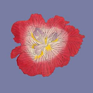 Pop Irises I - IV, Pop Iris III by Modern Editions