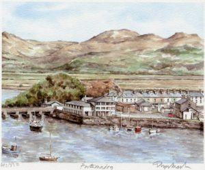 Porthmadog by Glyn Martin