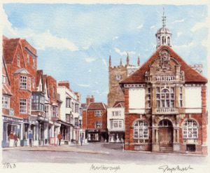 Marlborough by Glyn Martin