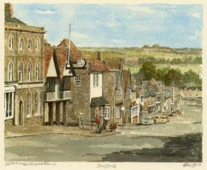 Burford by Philip Martin