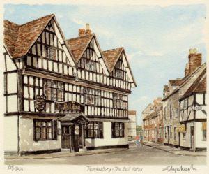 Tewkesbury by Glyn Martin