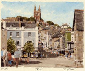 Totnes by Glyn Martin