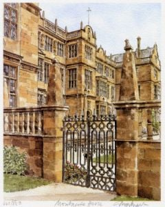 Montacute House by Glyn Martin