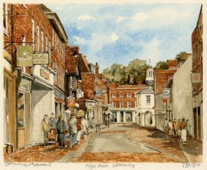 Godalming - High Street by Philip Martin