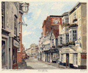 Hertford by Philip Martin
