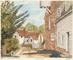 Flatford by Philip Martin