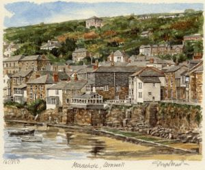 Mousehole by Glyn Martin