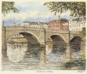 Richmond-on-Thames by Philip Martin