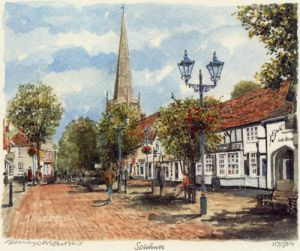 Solihull by Philip Martin