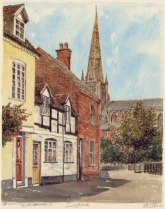 Lichfield by Philip Martin