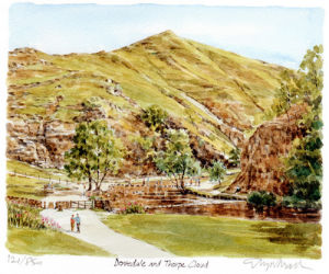 Dovedale by Philip Martin