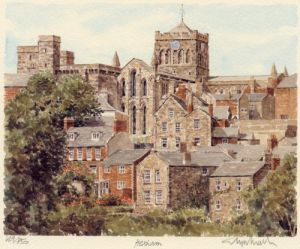 Hexham by Glyn Martin