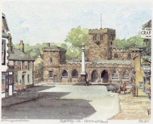Appleby-in-Westmorland by Philip Martin