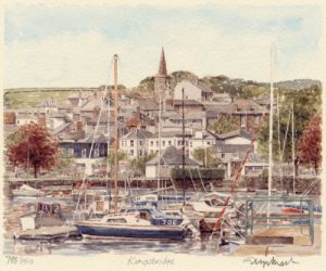 Kingsbridge by Glyn Martin