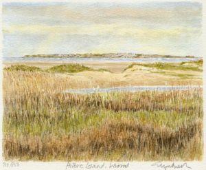 Hilbre Island - Wirral by Glyn Martin