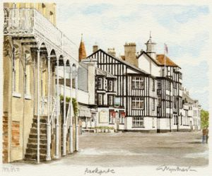 Parkgate by Glyn Martin