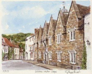 Wotton under edge by Glyn Martin