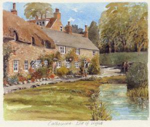 Isle of Wight - Calbourne by Philip Martin