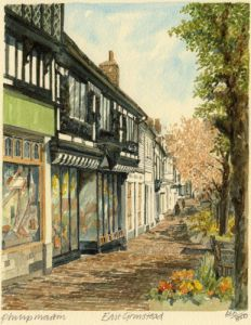 East Grinstead by Philip Martin