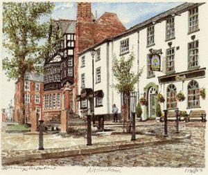 Altrincham by Philip Martin