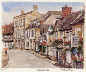 Winchcombe by Glyn Martin