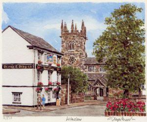 Wilmslow by Glyn Martin